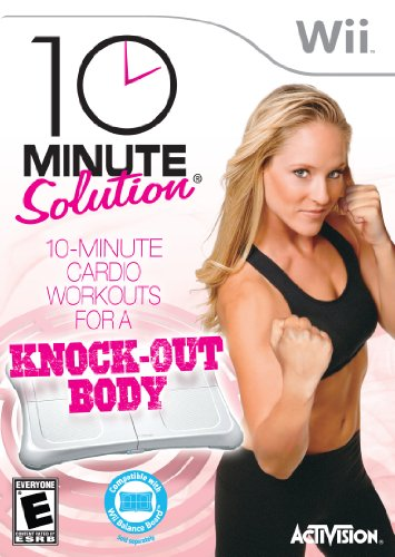 10 Minute Solution - Nintendo - Wii Fit Dvd