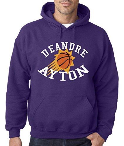 Purple Phoenix Ayton Logo Hooded Sweatshirt Adult