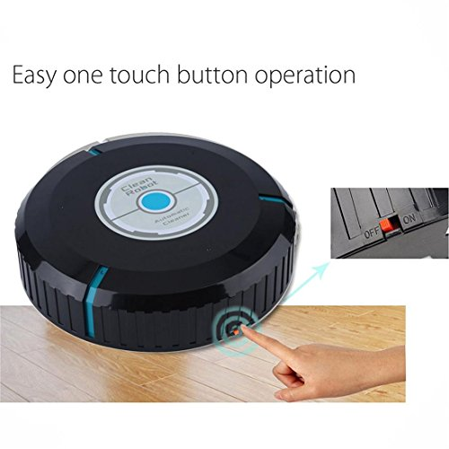 Start Pop High Efficient Home Automatic Vacuum Smart Floor Cleaning Robot Sweeper Mop by Start Pop (Image #2)