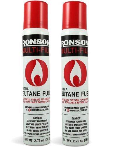 Amazon.com: Ronson Jetlite Butane Torch Lighter - Satin ...