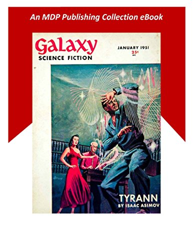 Galaxy Science Fiction January 1951 (Galaxy Science Fiction Digital Series)