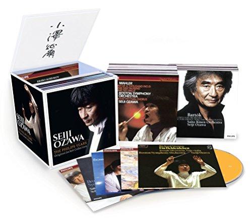 Seiji Ozawa - The Philips Years [50 CD] by Decca (Image #3)