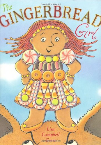 The Gingerbread Girl: Lisa Campbell Ernst: 9780525476672: Amazon ...