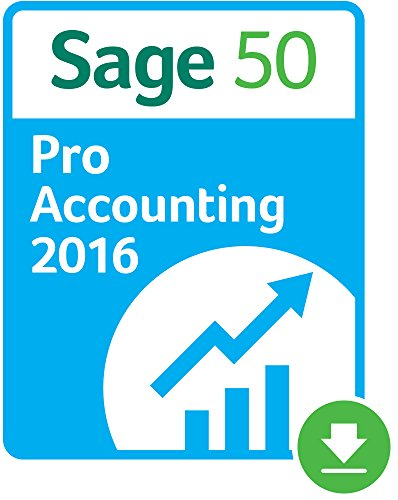 Sage 50 Pro Accounting 2016 [Download] by Sage