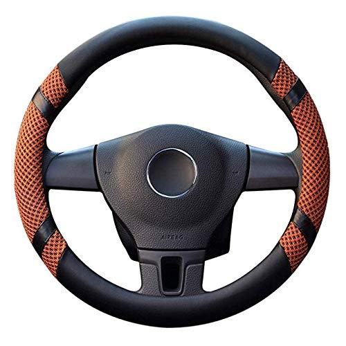 (LucaSng Steering Wheel Cover,14.56