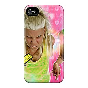Iphone 4/4s Cases Slim [ultra Fit] Die Antwoord Protective Cases Covers BY icecream design