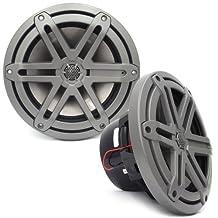 "MX770-CCX-SG-TB - JL Audio 7.7"" 2-Way Marine Cockpit Coaxial MX Series Speakers (Titanium)"