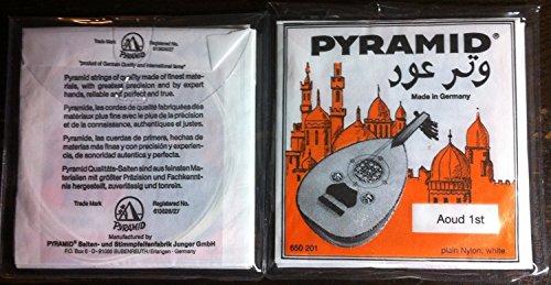 Oud Strings Orange Label Set of 11 Pyramid Oud Strings Aoud Strings SetOud String - 650/11 by Pyramid
