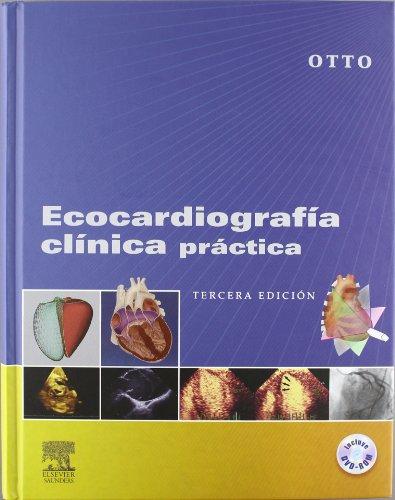 Descargar Libro Ecocardiografía Clínica Practica - 3ª Edición C.m. Otto