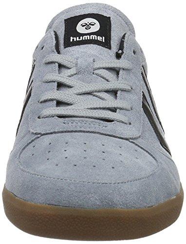 Hummel Unisex-Erwachsene Victory Low-Top Grau (Tradewinds)