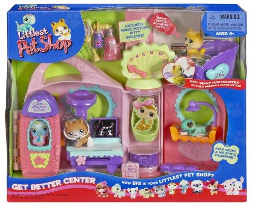 hasbro littlest pet shop get better center toy in the