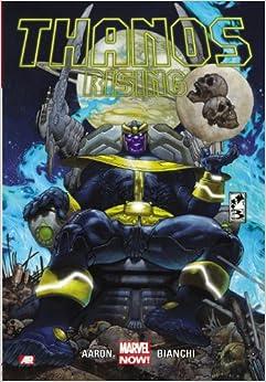 Thanos Rising by Jason Aaron (15-Jul-2014)