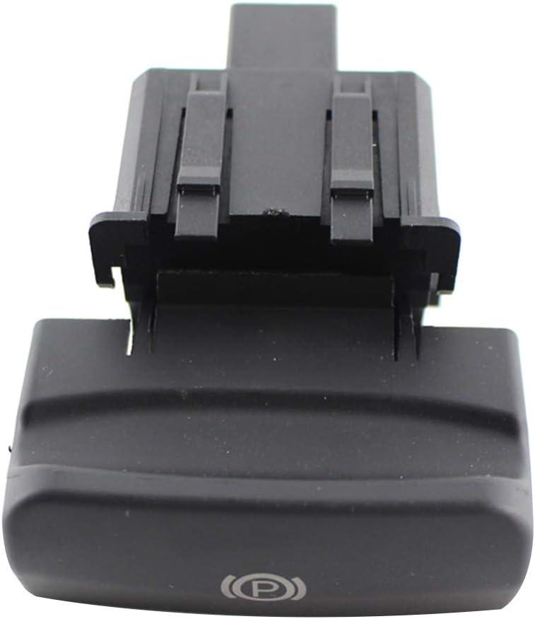 Bomcomi Car Electronic Parking Brake Button Handbrake Switch 470706 Auto Parts Replacement for 3008//5008