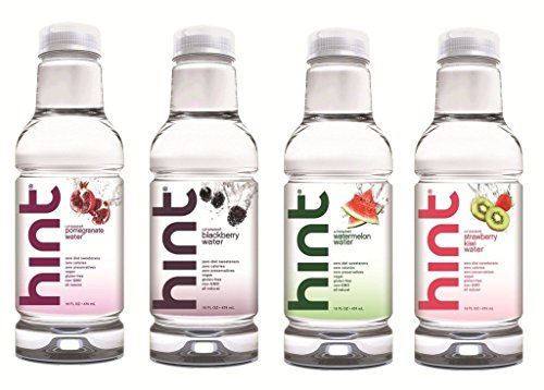Hint Premium Essence Water Variety Pack, 16 Ounce Bottles (Variety Pack of ()
