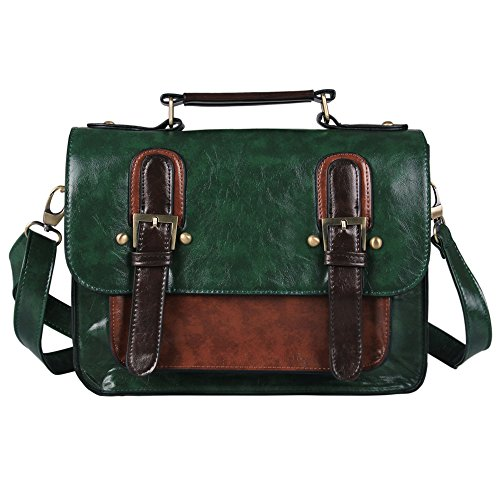 ecosusi-women-faux-leather-vintage-small-satchel-bag-crossbody-purse