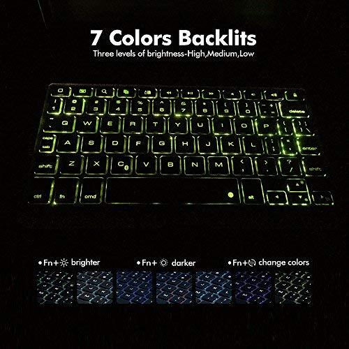 f07 bluetooth keyboard for ipad pro
