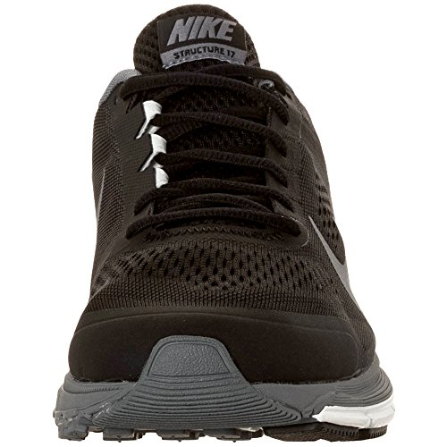 Gry Structure Plateado Nikezoom Uomo Negro Slvr Wht Blanco 17 Nike cl Rflct Running smmt blk Gris Scarpe S60xqwnF