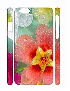 Classic Design Uncommon Wild Floral High Impact Iphone 6 Plus 5.5 Inch Hard Case Cover by icecream design