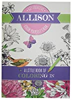 Coloring Books Allison Drawing Book