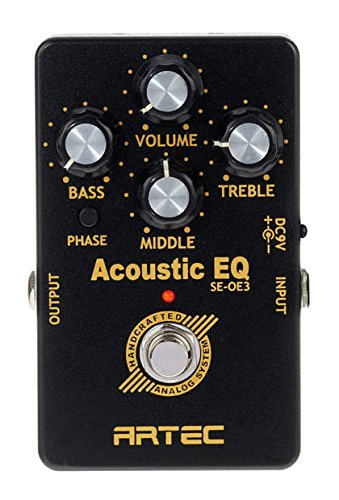 Artec SE-OE3 Outboard 3 band Acoustic EQ. by Artec