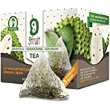 GFruit Soursop Graviola Guanabana Leaves Tea Box of 15 Bags
