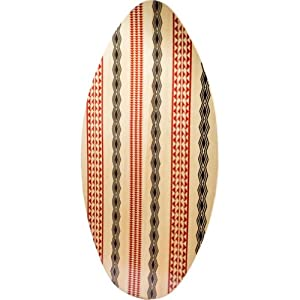 Lucky Bums Skim Board, Wood, 39-Inch by Lucky Bums