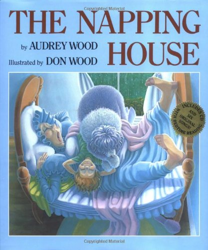 Read Online The Napping House: Book and Musical CD PDF