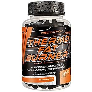 Trec Nutrition Thermo Fat Burner Max, Quemador de Grasas - 120 cápsulas