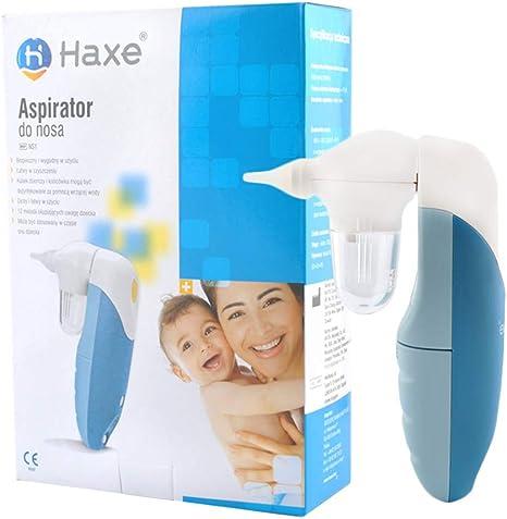 Limpiador Aspirador Nasal Eléctrico para Bebé Niño Niños Bebés ...