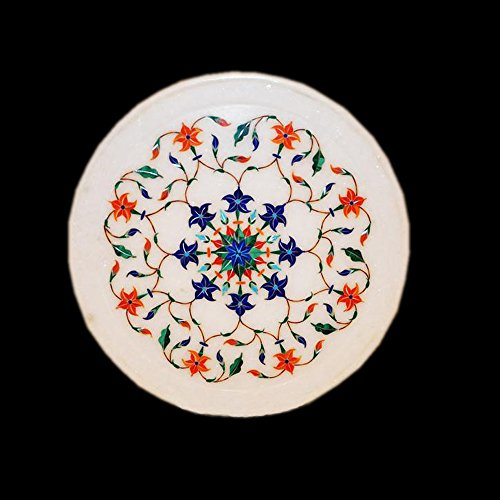 - Marble Plate Marquetry Mosaic Inlay