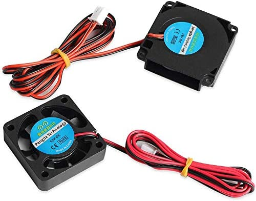 Creality CR-10 ventiladores CR-10S 4010 ventilador circular 40 x ...