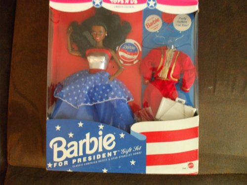 Barbie President African American Doll