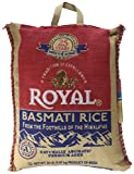 Royal White Basmati Rice, 20 Pound Bag