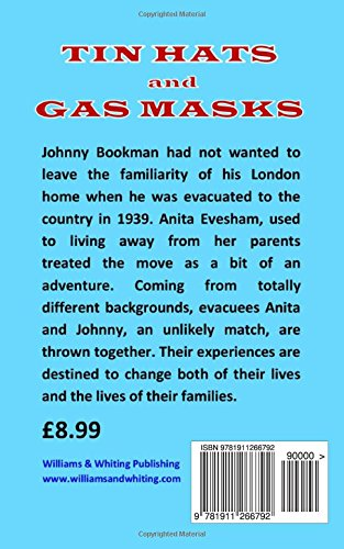Tin Hats And Gas Masks Joan M Moules 9781911266792 Amazon Books