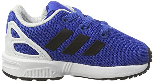 adidas Zx Flux, Zapatillas para Niños Azul (Blue/core Black/ftwr White)