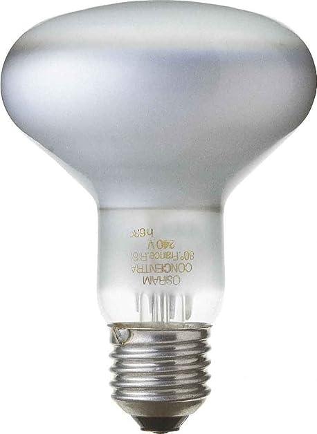 Osram Led Star R80 Led Reflektorlampe Mit E27 Sockel