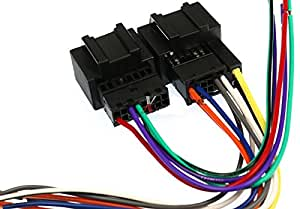 chevrolet audio wiring amazon com scosche radio    wiring    harness for 2007 up aveo  amazon com scosche radio    wiring    harness for 2007 up aveo