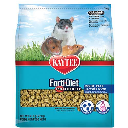 KayteetiDiet ProHealth RatMouse Food