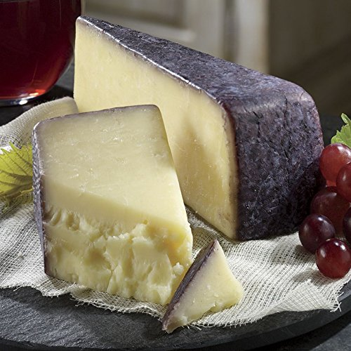 Merlot BellaVitano Cheese from Wisconsin Cheeseman