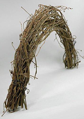 Wayfair Handmade Large Grapevine Arch 36