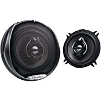 Kenwood KFC1394PS Performance Series 5-1/4 Inch 3-Way Car Speaker - Set of 2