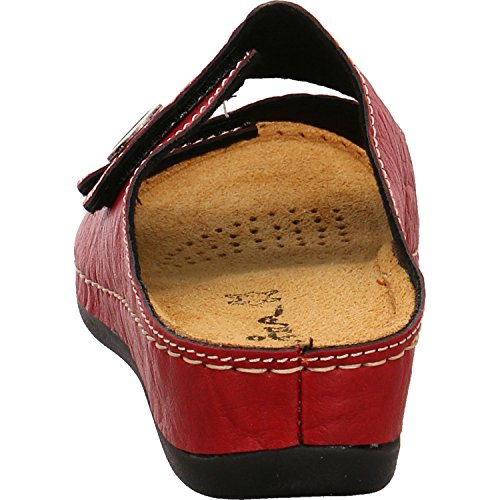 Vista Women's 69-608 Rot Clogs Red pyevg