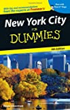 New York City for Dummies, Brian Silverman, 0471945501