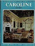English Country Houses - Caroline 1625 1685
