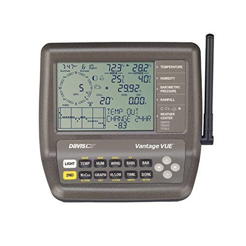 Davis 6351 VantageVue Wireless Console/Receiver