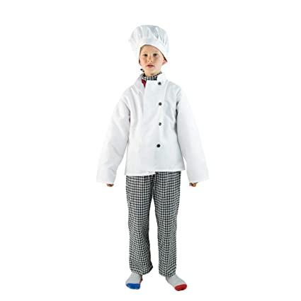 Bodysocks® Disfraz de Cocinero para Niños: Amazon.es ...