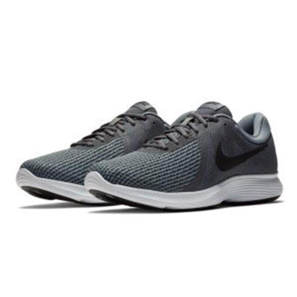 Nike Zapatillas running Revolution 4 negro Hombre Puntera