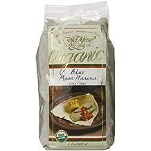 Gold Mine Organic Masa Harina Corn Flour, Blue, 2 Pound