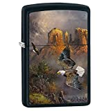 Zippo Blaylock Painting Sedona Serenade Eagles Lighter Custom Made