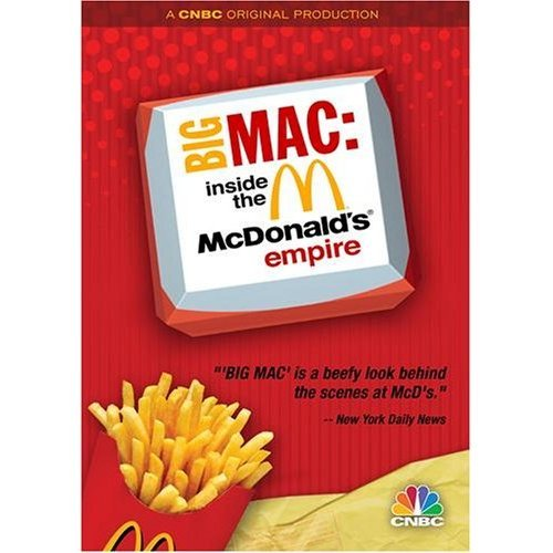 806097000257 Upc Big Mac Inside The Mc Donald S Empire